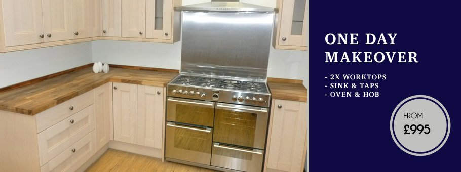 Glasgow Kitchen Fitter example 3