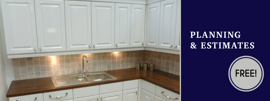 Glasgow Kitchen Fitter example 4